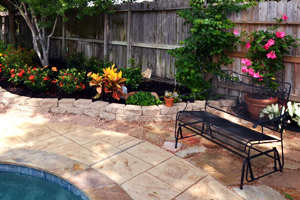Houston & Katy Landscaping Services