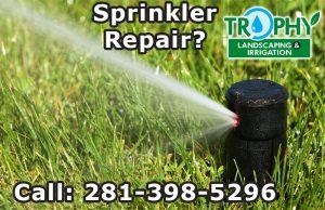 Katy Sprinkler Repair Katy Tx