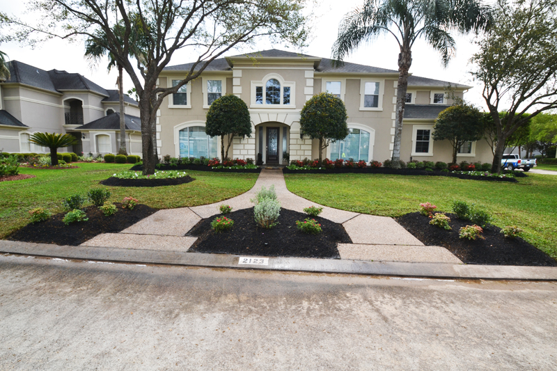 Landscaping- Cinco2 katy texas