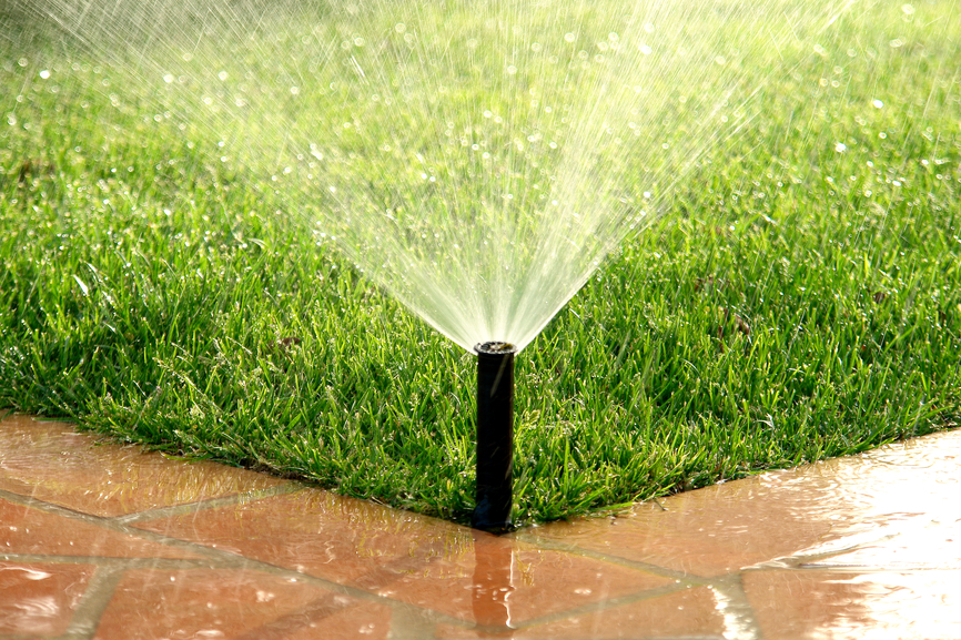 Sprinkler Repair Services Katy Texas